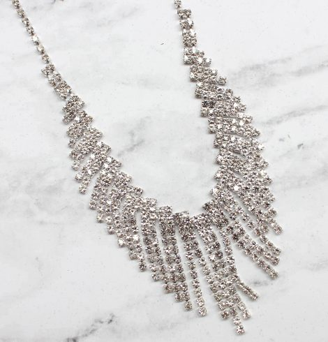 A photo of the The Angelica Necklace product