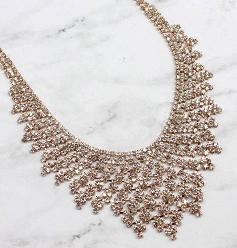 A photo of the The Aricia Necklace product
