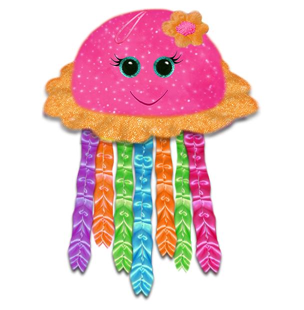 A photo of the Fanta Sea Jenna Jellyfish product