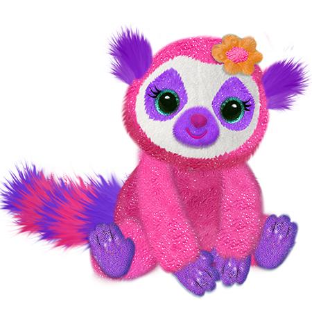 A photo of the Fanta Zoo Lena Lemur product