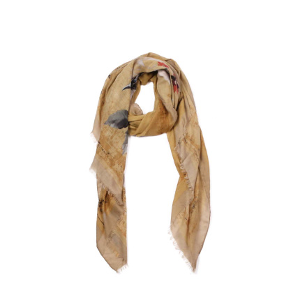 A photo of the Bloomin' Scarf product