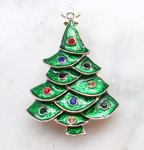 A photo of the Christmas Lights Pin product
