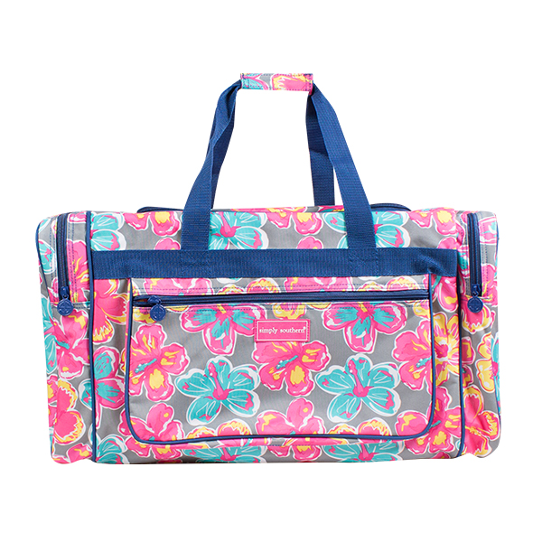 f7277f74999d Floral Duffel Bag - Best of Everything