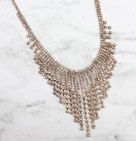 A photo of the The Josephine Necklace product