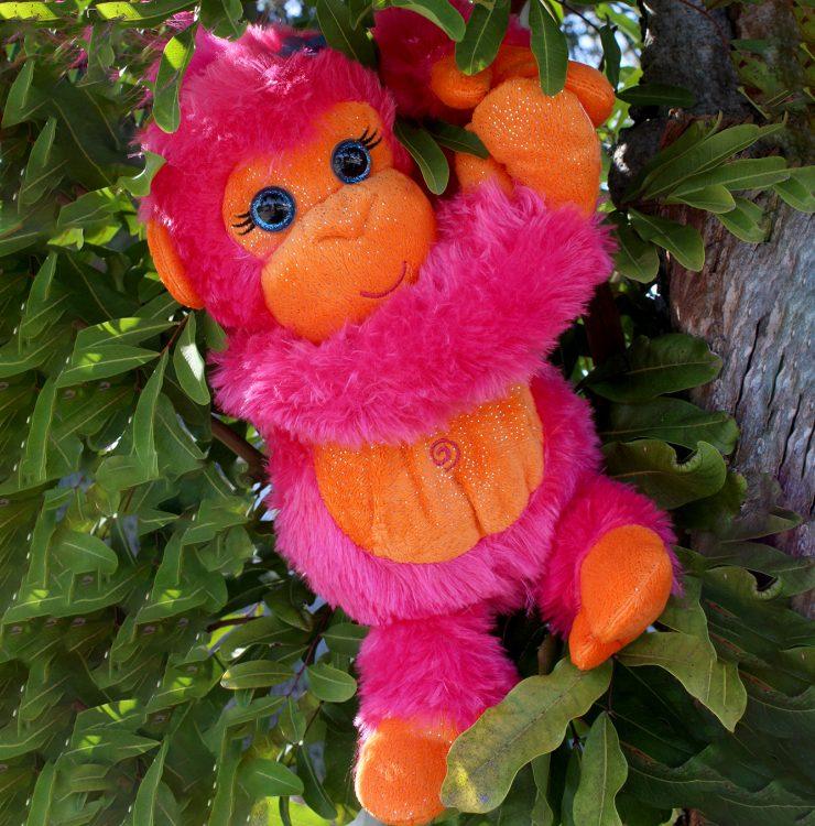 A photo of the FantaZoo Mia Monkey product