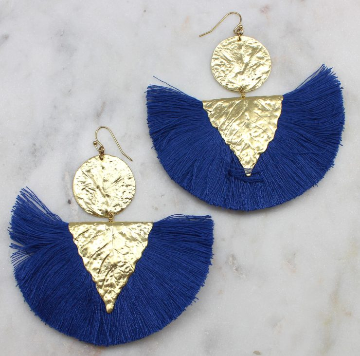 A photo of the On The Verge Earrings product