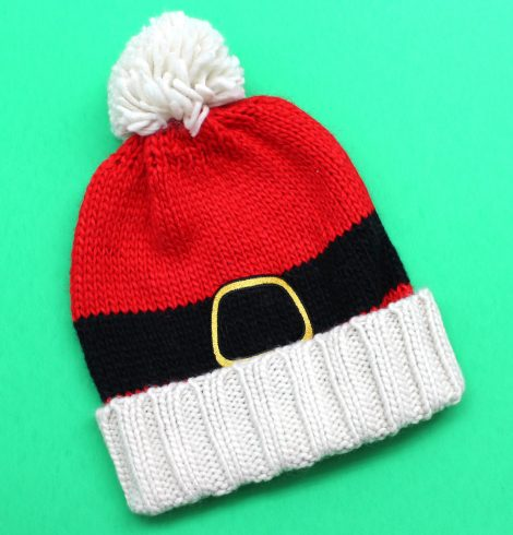 A photo of the Santa Beanie product