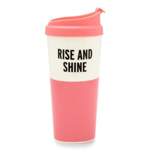 A photo of the Rise and Shine Thermal Tumbler product