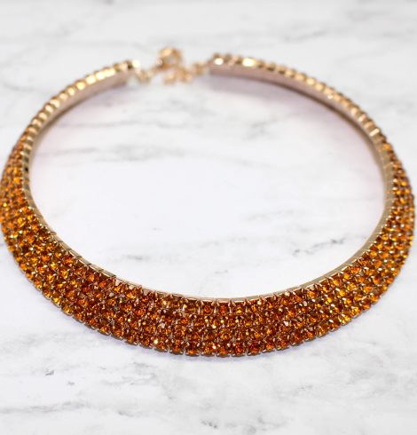 A photo of the Touch Of Sparkle Choker product