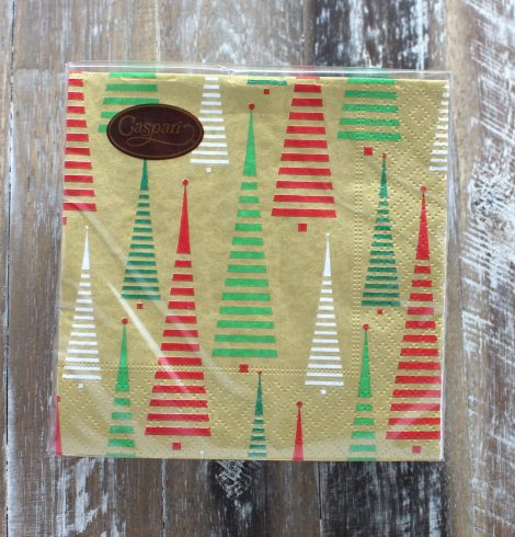 A photo of the Tree Between The Lines Napkins product