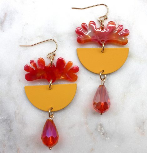A photo of the Whimsical Wonder Earrings product