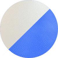 Ivory & Royal Blue