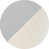 Light Grey & Ivory