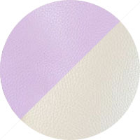 Light Purple & Ivory