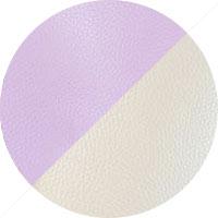 Light Purple & Ivory