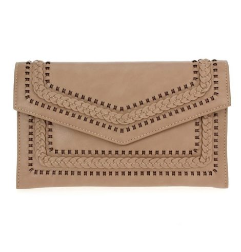 A photo of the Wandering Soul Cross Body Clutch product
