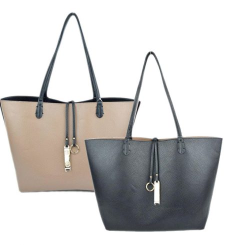 A photo of the Reversible Totes - Monogram Me! product