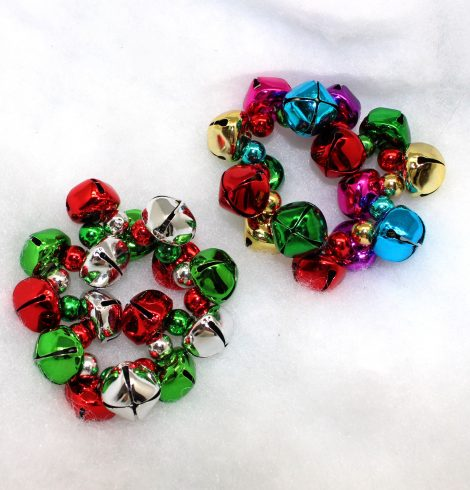 A photo of the Jingle Bell Bracelets product