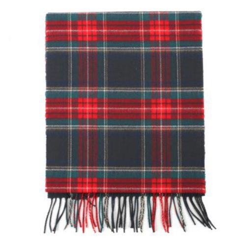 A photo of the Christmas Colors Cashmere Feel Scarf product