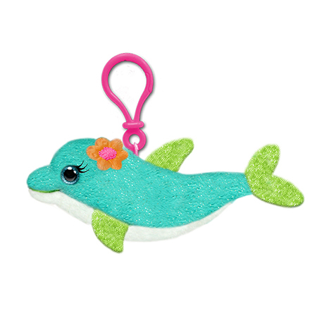 A photo of the Fanta Sea Dolphin Clip product