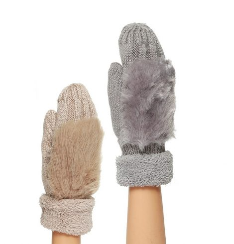A photo of the Fab Furry Gloves product