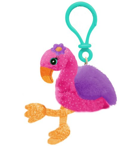A photo of the Fanta Sea Flamingo Clip product