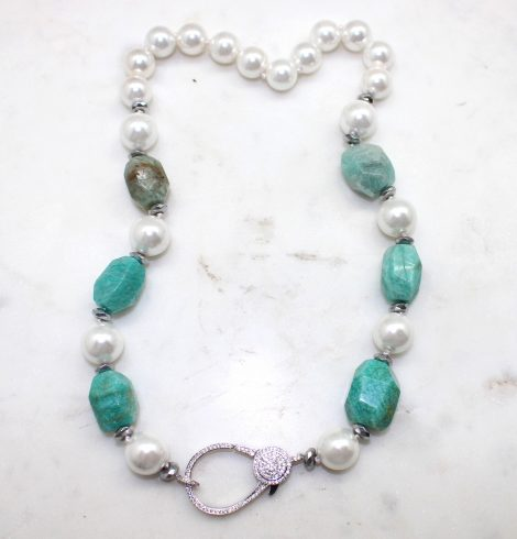 A photo of the Georgia Necklace product