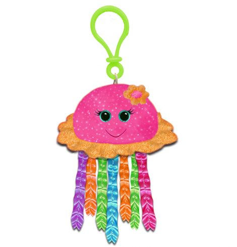 A photo of the Fanta Sea Jellyfish Clip product