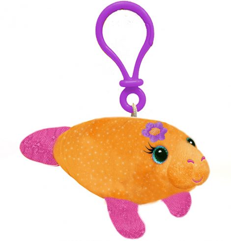 A photo of the Fanta Sea Manatee Clip product