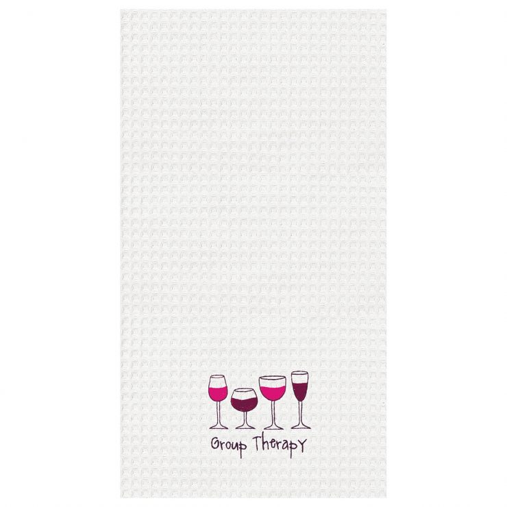 A photo of the Group Therapy Towel product