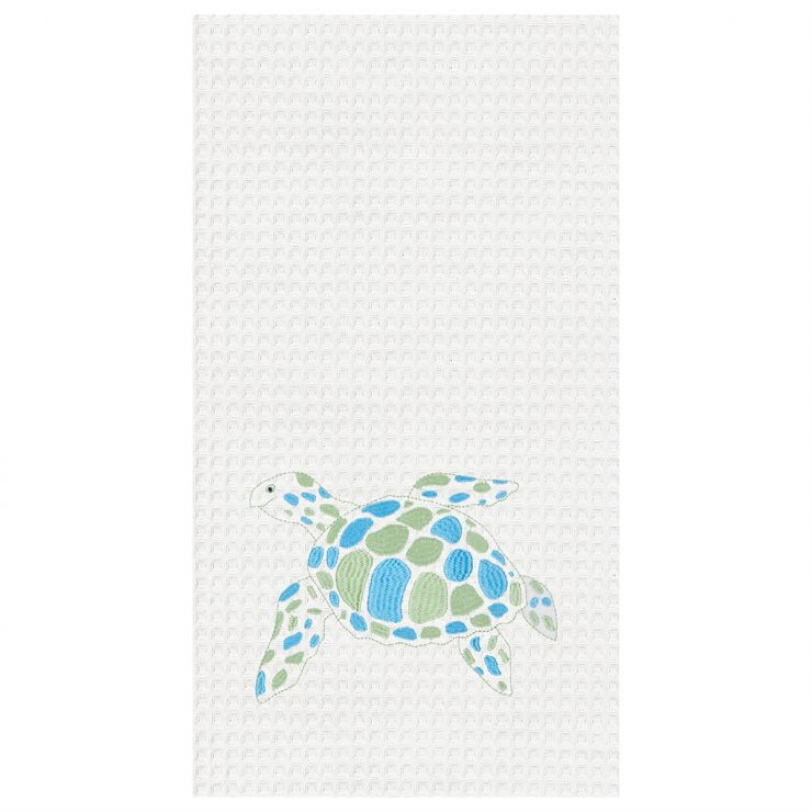 A photo of the Turtle Kitchen Towel product