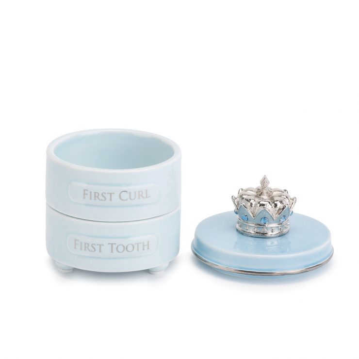 A photo of the First Curl & Tooth Box product