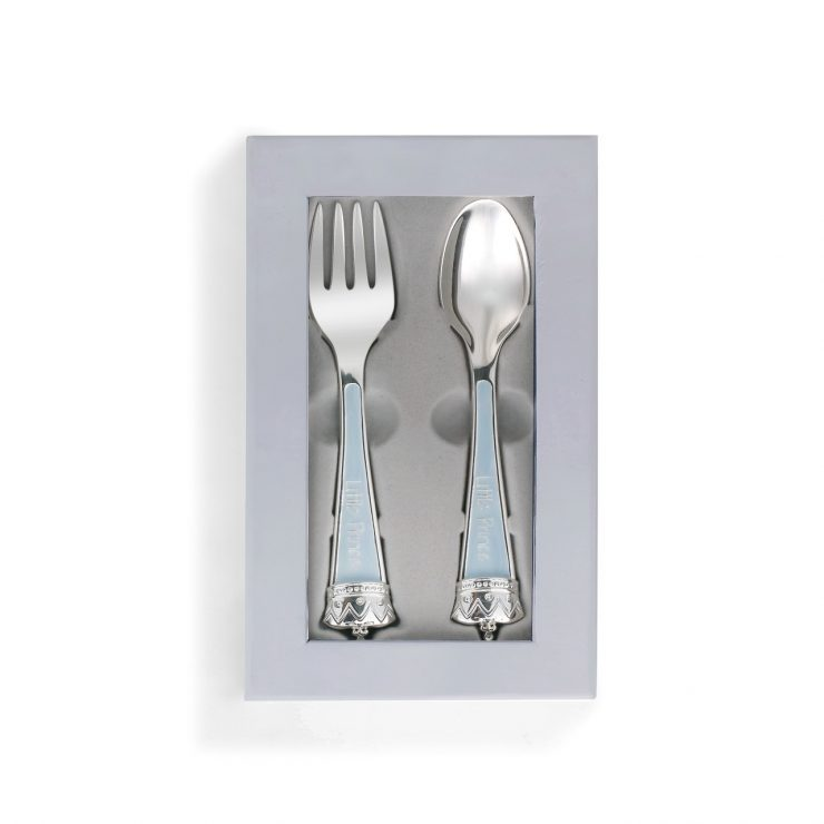 A photo of the Spoon & Fork Keepsake Gift Set product