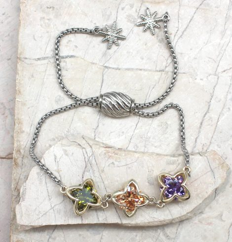 A photo of the Gemstone Adjustable Bracelet product