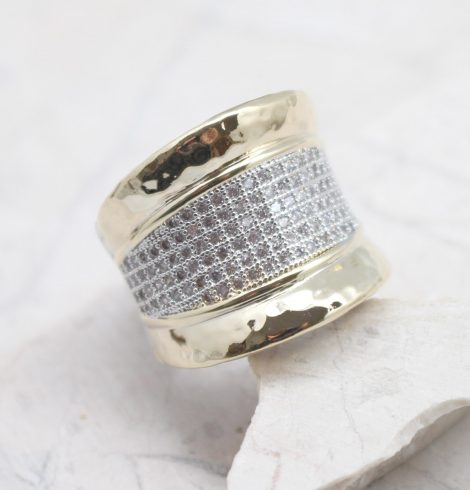 A photo of the Gold Wonder Ring product