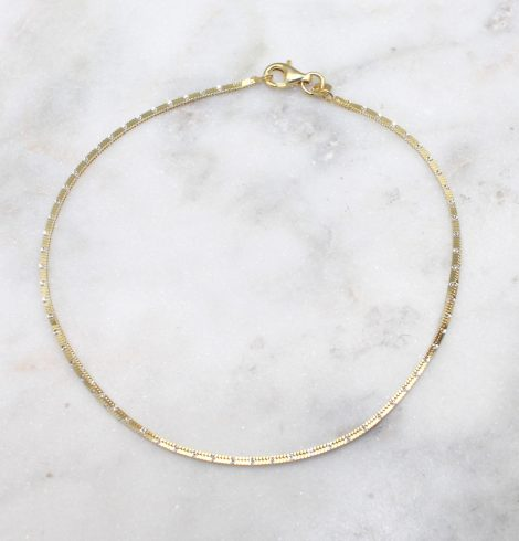 A photo of the Lucciola Anklet product
