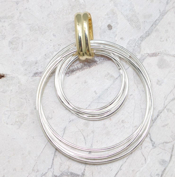 A photo of the Multi Ring Pendant product