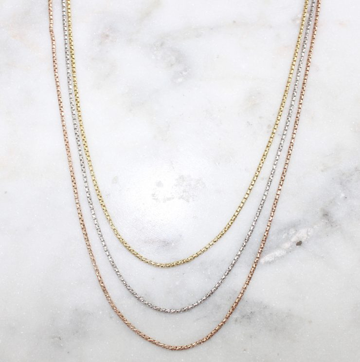 A photo of the Parma Necklace product