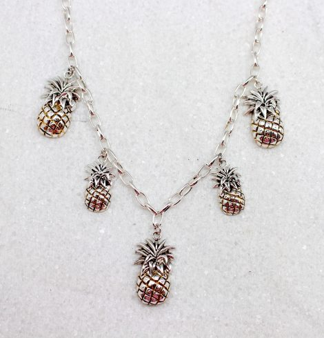 A photo of the Pineapple Necklace product