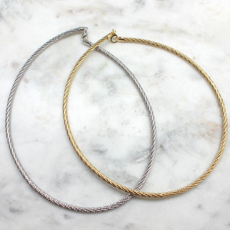 A photo of the Positano Necklace product