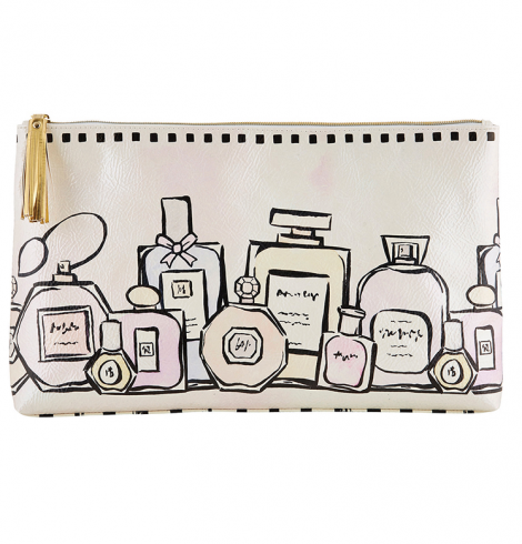 A photo of the Perfume Bottles Oil Cloth Bag product