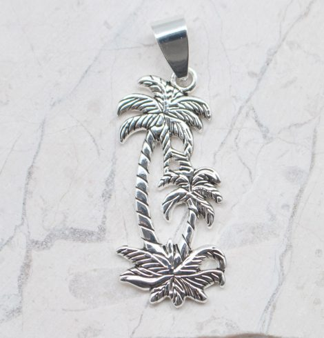 A photo of the Swaying Palms Pendant product