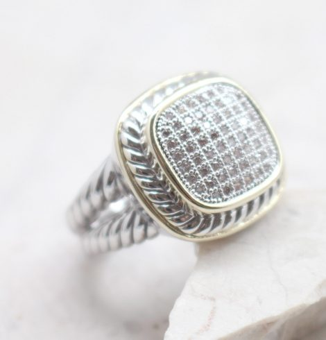 A photo of the True Heart Ring product