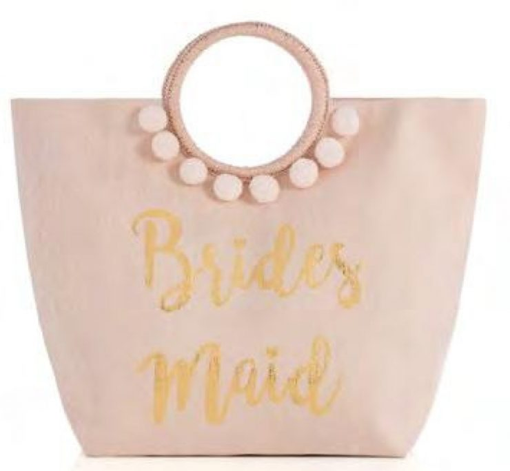 A photo of the Bride Tote product