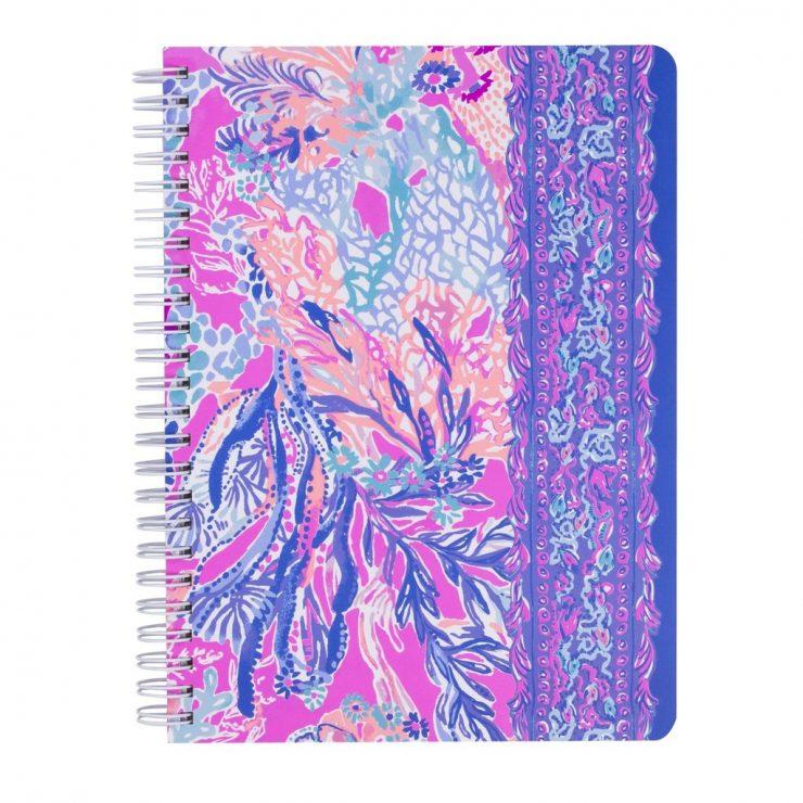 A photo of the Mini Notebook In Aquadesiac product