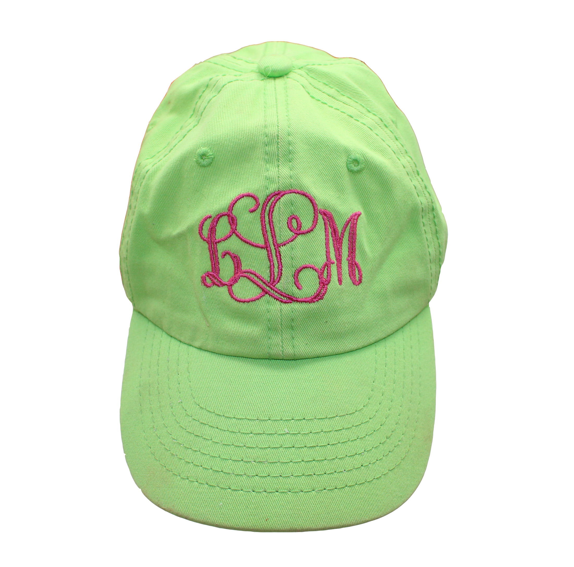 Classic Baseball Caps- Monogram Me! - Best of Everything  70dd463ffc5e