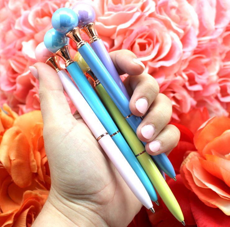 A photo of the Pearl Pens product