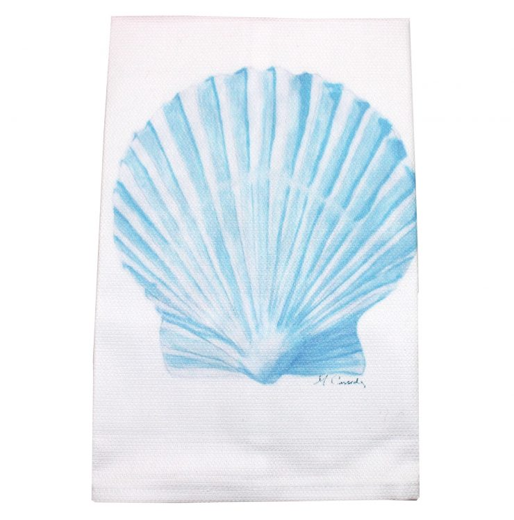 A photo of the Shell Towel product