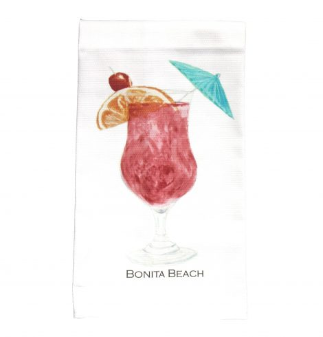 A photo of the Summer Daiquiri Towel product