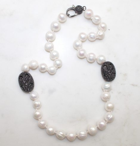 A photo of the Charla Necklace product